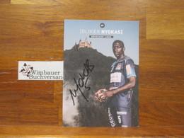 Original Autogramm Olivier Nyokas Handball Balingen /// Autogramm Autograph Signiert Signed Signee - Autographs