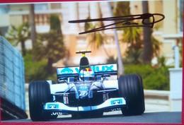 Bas Leinders - Automobile - F1