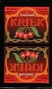 226. KRIEK LINDEMANS - 54 Cartes