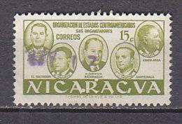 G1920 - NICARAGUA Yv N°762 - Nicaragua
