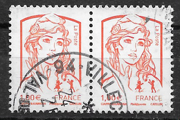 FRANCE 4770 Lettre 1.00 €. Marianne De Ciappa & Kawena - Francia