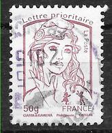 FRANCE 4771 Lettre 50 G. Marianne De Ciappa & Kawena - Francia