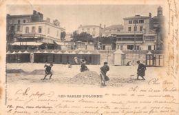 85-LES SABLES D OLONNE  -N°T1114-A/0183 - Francia