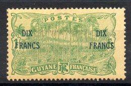 GUYANE - YT N° 95 - Neuf * - MH - Cote: 25,00 € - Unused Stamps