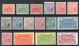 GUYANE - YT N° 75 à 90 - Neufs * - MH - Cote: 42,00 € - French Guiana (1886-1949)