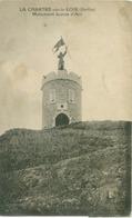 La Chartre-sur-le Loir; Monument Jeanne D' Arc - Voyagé. (éditeur?) - La Fleche