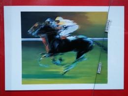 KOV 505-8 - HORSE, CHEVAL, SPORT, GALOP, DOUTRELEAU - Chevaux