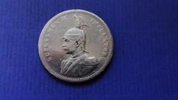 DOA > Deutsch Ostafrika 1 Rupie 1904 A Jaeger.722 Wilhelm II (1888-1918) - East Germany Africa