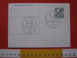 A.12 ITALIA ANNULLO 1982 CINISELLO BALSAMO MILANO FILATELIA TEMATICA FIORE AQUILA EUROPA BANDIERA SPAGNA MONDIALE CALCIO - Flora