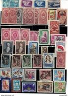LOT RUSSIE URSS Sport Divers Thèmes 2 Scans - Stamps
