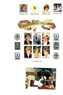 Lesotho 1998-Princesse Diana 2 Blocs+1 Série***MNH - Lesotho (1966-...)