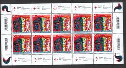 Deutschland BRD ** 3522-3524 Grimms Märchen Kleinbogen Neuausgabe 6.2.2020 Postpreis 47,00 - Ongebruikt