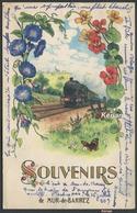 Souvenirs De Mur-de-Barrez - Edit. CeK - Voir 2 Scans - Frankreich