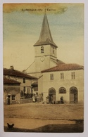 Attigneville. L'église. E12 - France