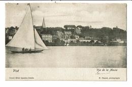 CPA Carte Postale-Belgique- Visé-Vue Sur La Meuse--1902-VM12593 - Visé