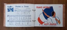 Carnet Recueil Chants Scout Editions Chevalier St Etienne - Corales