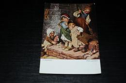 10177           H. KAULBACH, PLATZ GEMACHT - Children - Enfants - Kinder - Bambinos - Kaulbach, Hermann