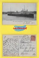 CPA PAQUEBOT ☺♦♦ Maréchal BUGEAUD Cie Transatlantique, Courrier D'Algérie  ֎  1905 Marseille - Autres