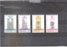 Tokelau - Yv.61/64 - Complete Set - XX/MNH - Tokelau