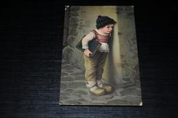 10179           H. KAULBACH, DRÜCKEBERGER - 1912 - Child - Enfant - Kind - Bambino - Kaulbach, Hermann