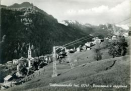 VALTOURNANCHE  AOSTA  Panorama E Seggiovia - Italia