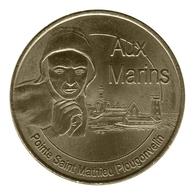 Monnaie De Paris , 2012 , Plougonvelin , Pointe Saint Mathieu , Aux Marins - Monnaie De Paris