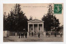 - CPA FEURS (42) - La Chapelle Des Martyrs (avec Personnages) - - Feurs