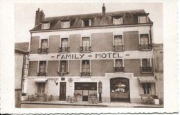 N°3214 T -cpa Langeais -le Family Hôtel- - Hotels & Gaststätten