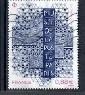 Yt 5356-3 Musee De La Poste - Oblitérés