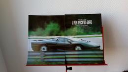 Coupure De Presse Automobile Jaguar XJ 220 De 1993 - Auto/Moto