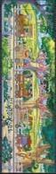 2522  Walt Disney  Grenada  Grenadines - Pooh's Railroad . - Grenade (1974-...)