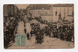 - CPA MONTARGIS (45) - Cavalcade Du 9 Avril 1905 - Char De La Musique Civile (belle Animation) - - Montargis