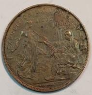 Jeton - Medaile -- LIEGE - EXPOSITION 1905 - Belgique