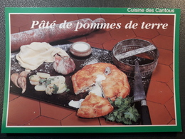 RECETTE DE CUISINE PATISSERIE GASTRONOMIE  PATE DE POMME DE TERRE - Ricette Di Cucina