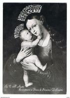 FIERA  DI  PRIMIERO (TN):   B. V. DELL' AIUTO  -  FOTO  -  FG - Vergine Maria E Madonne