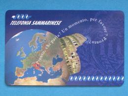 SAN MARINO C&C 7015 - ROMA COLOSSEO - NUOVA MINT - San Marino