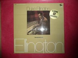 LP N°2150 - DUKE ELLINGTON - 24 029 - 2 LP - DISQUES EPAIS - TOP POUR DEMARRER DUKE - Jazz