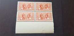 Martinique Yvert 145** Bloc De 4 - Unused Stamps