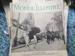 M I 37/BONNELLES St HUBERT /CARDINAL VERDIER /CLEMENCEAU MORDACQ/LUCIEN LACAZE /ESSAD BEY RENTIER EVREUX /LA GUARDIA/ - 1900 - 1949