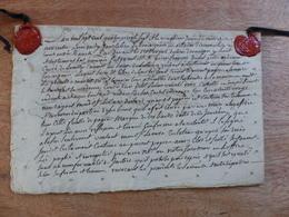 N2 : TRES RARE - ANCIEN TESTAMENT L'AN 1787 - Acciones & Títulos