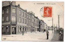 Lille  Fives, Rue Du Long Pot - Lille