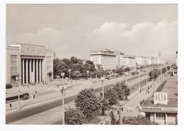 BERLIN Karl Marx Allee N°15 705 VOIR DOS - Zonder Classificatie