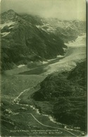 SWITZERLAND - SUSTENPASS - STEINGLETSCHER MIT HOTEL STEINLAP - VERLAG E. SYNNBERG - 1910s (BG7586) - UR Uri