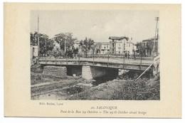 SALONIQUE-Pont De La Rue 29 Octobre...  Animé - Greece