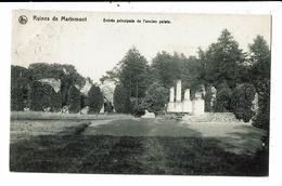 CPA Carte Postale-Belgique-Mariemont- Ruines-Entrée Principale De L'ancien Palais--1914VM12610 - Morlanwelz
