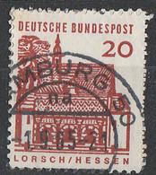 PIA - GERMANIA - 1964-65 : Edifici Storici - Portico Del Monastero Di Lorsch - (Yv 324) - Cristianesimo