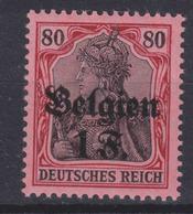 Dt.Bes.1.WK Belgien MiNr. 22 ** - Bezetting 1914-18