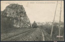 Mortain - La Normandie - Vue Du Neubourg, Prise Dans Les Fresnayes - La C. P. A. N° 63 - Voir 2 Scans - France
