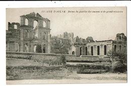 CPA Carte Postale-Belgique-Abbaye D'Aulne Ruines Du Quartier Des Anciens Et Du Grand Réfectoire-1909-VM12611 - Thuin