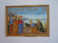 België Belgique 1993 Geschiedenis Histoire Missale Romanum Matthias Corvinus Missel De Mathias Cob Yv 2494 MNH ** - Unused Stamps